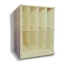 "x-ray cabinet 2-tier 24"" wide"