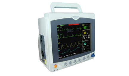 8.4-inch 4-Parameters Patient Monitor