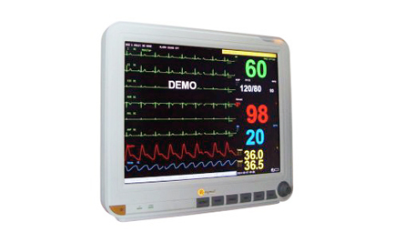 15-inch 6-Parameter Patient Monitor