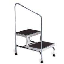 Bariatric Double Step Stool