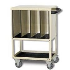 CR/DR Plate mini storage cart