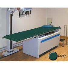 Table Pad - Low-Friction Vinyl Green