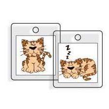Personal Touch Photo Markers: Cat