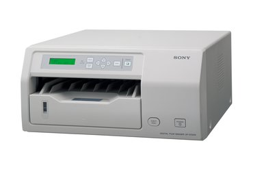 Sony UP-D72XR 8x10 Printer