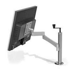 Crank Adjustable Monitor Mount