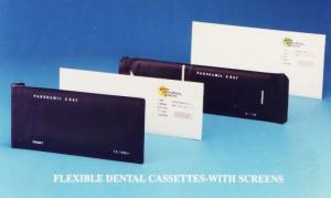 Dental Vinyl Flexible X-ray Cassette