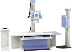 High Frequency X-ray Radiograph System(200mA)