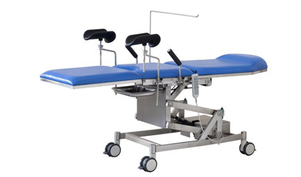 Electric Gynaecology Examination & Operating Table