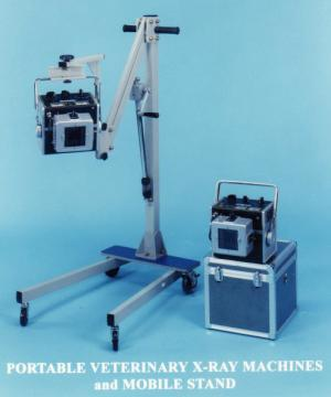 Portable X-ray Unit for Vet Use only SY-31-100P