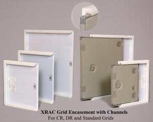 XRAC X -ray Grid Encasement with Channels